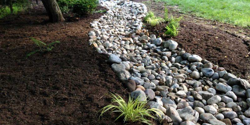 Properly Maintain Yard Drains