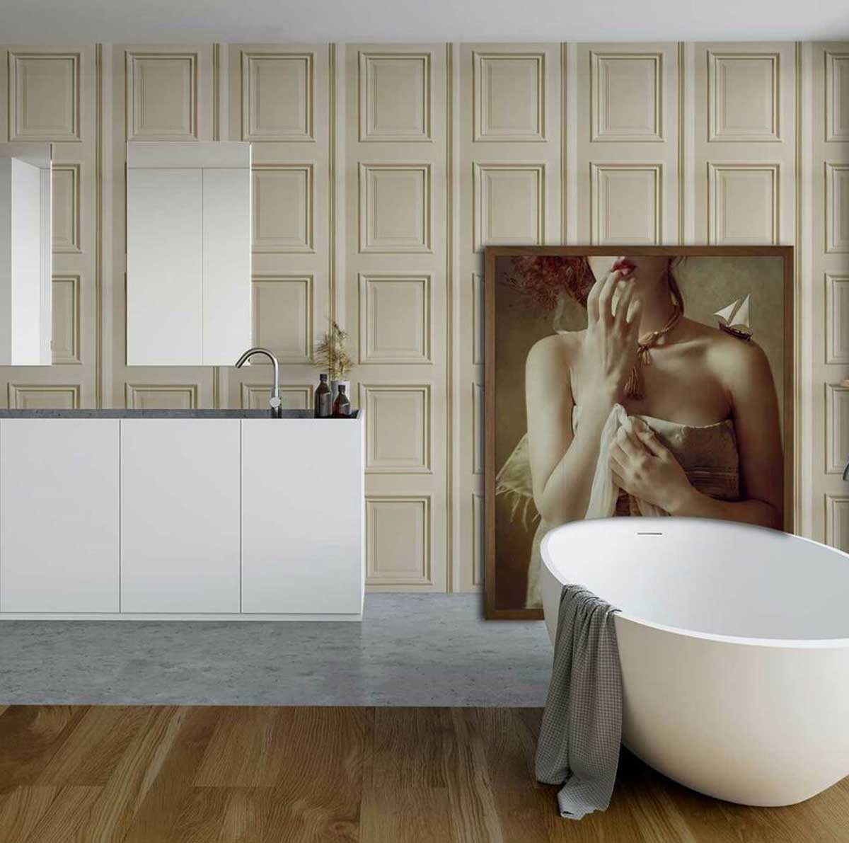 Wood Panel Wallpapers