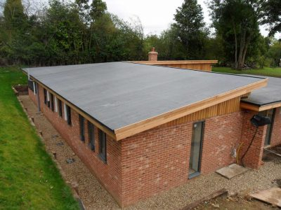 Flat Roofs Popular Types
