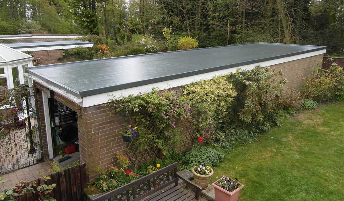 What is Flat Roofs