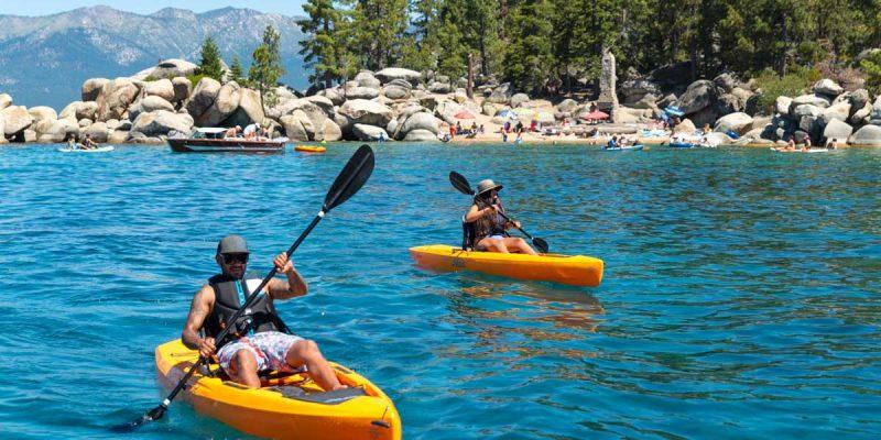 safe in kayaking