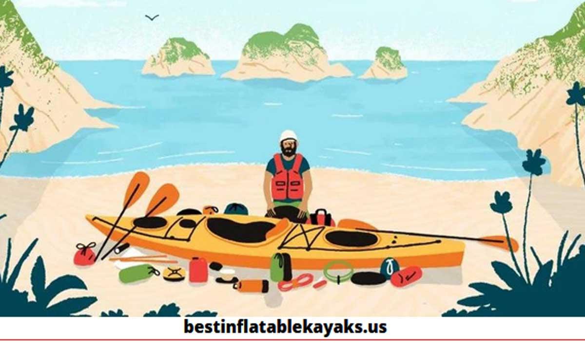 to be safe in kayaking