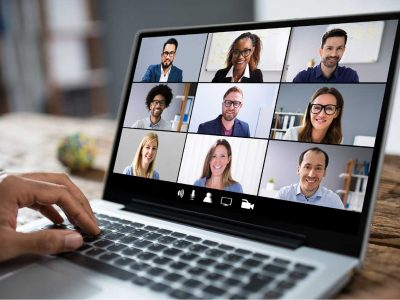 Online Corporate Event