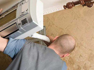 Split AC Installation