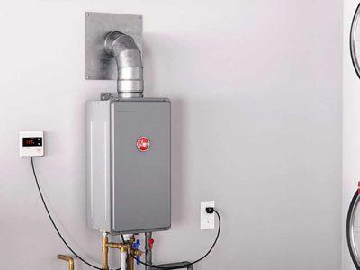 tankless water heater Bloomington