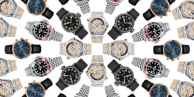 5 Swiss Watch Brands