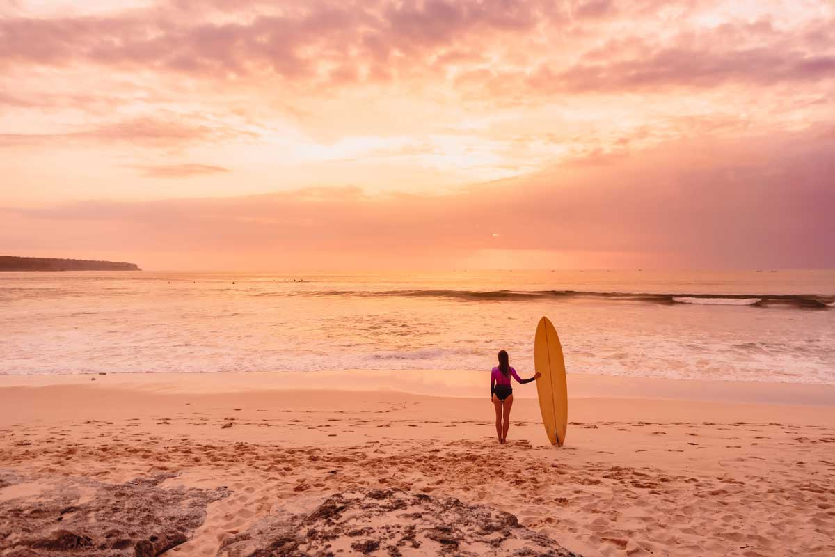 Surfing Can Change Your Life