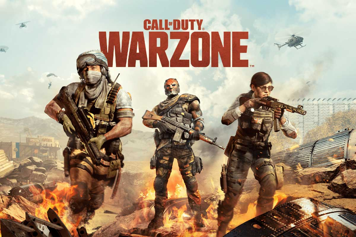 better survival in COD warzone