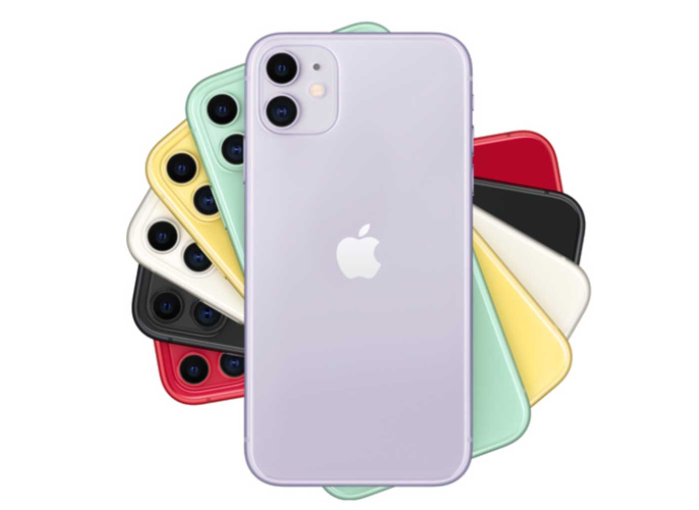 iPhone and other Apple products