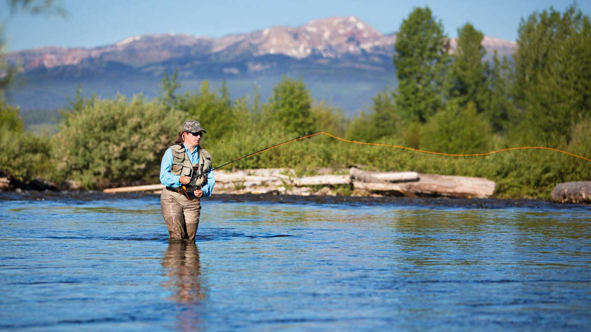 New Guided Fishing Trip