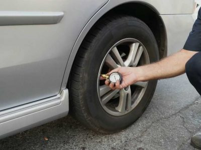 the Air in Your Car's Tires