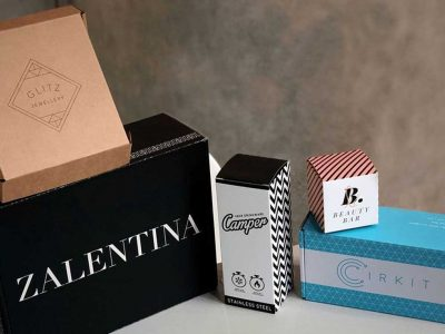 Ordering Custom Boxes